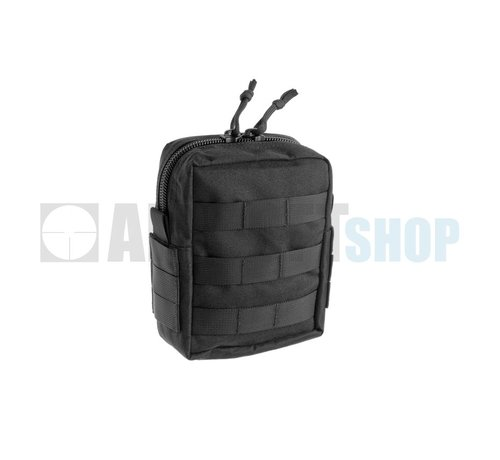Invader Gear Medium Utility / Medic Pouch (Black)