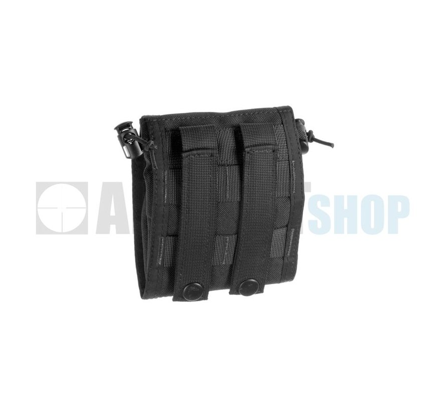 Foldable Dump Pouch (Black)