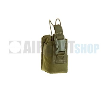 Invader Gear Radio Pouch (Olive Drab)