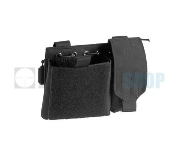 Invader Gear Admin Pouch (Black)