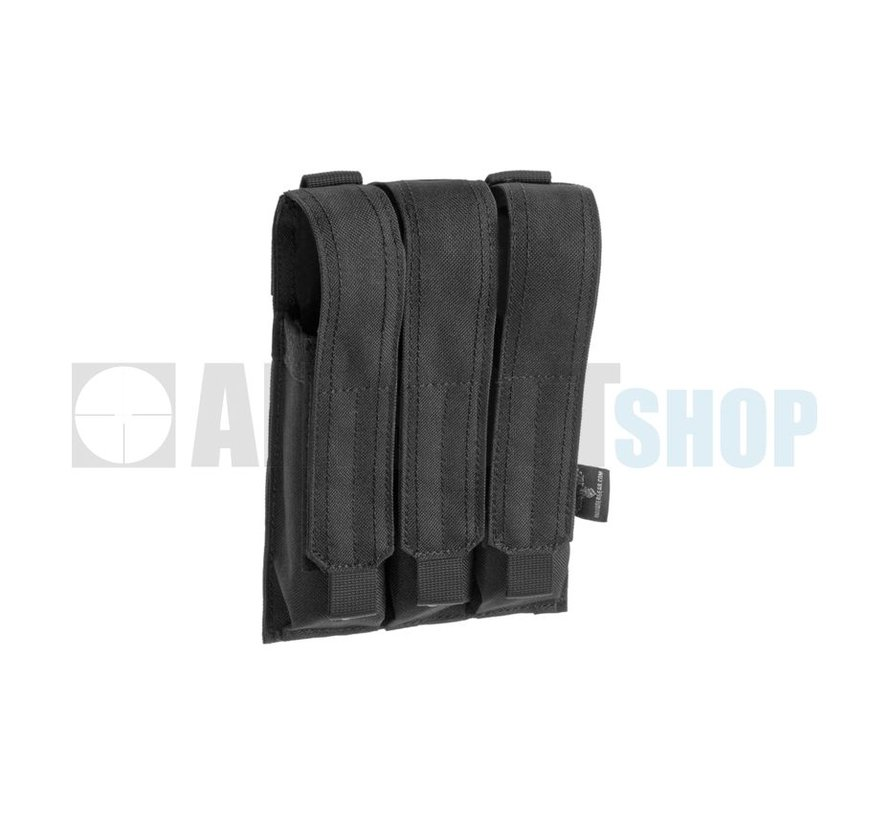 MP5 Triple Mag Pouch (Black)