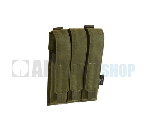Invader Gear MP5 Triple Mag Pouch (Olive Drab)