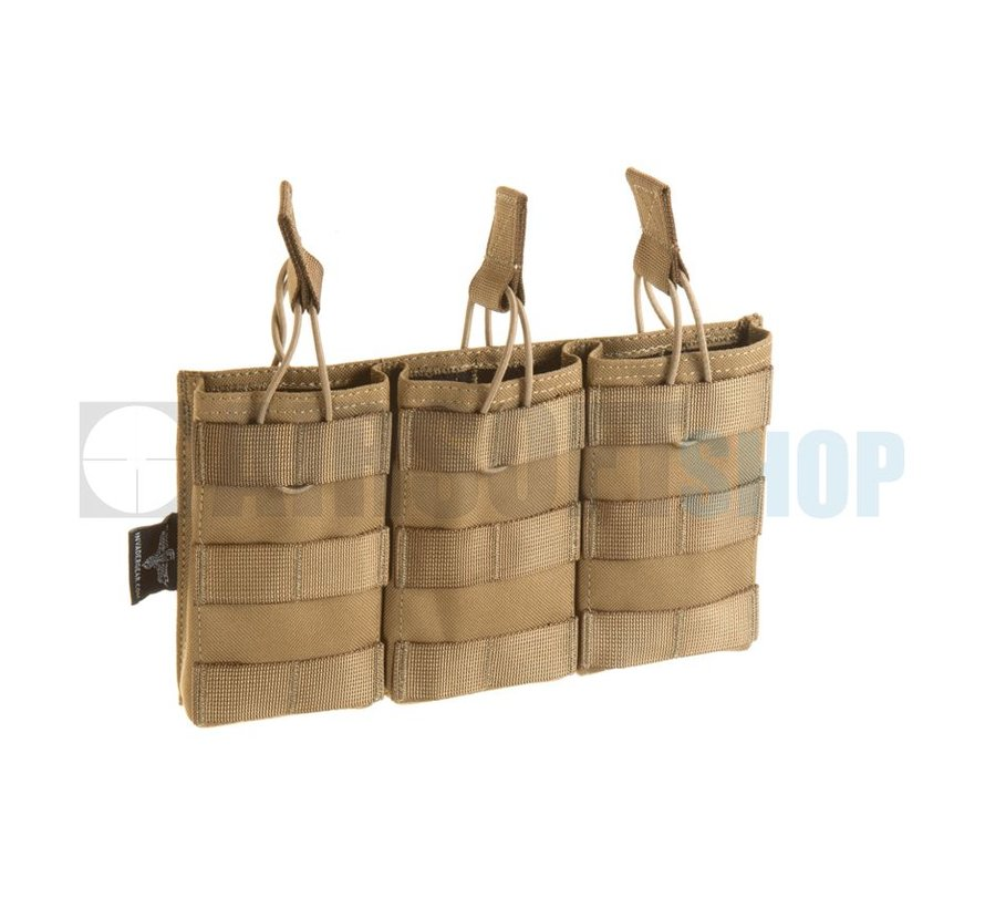 5.56 Triple Direct Action Mag Pouch (Coyote)