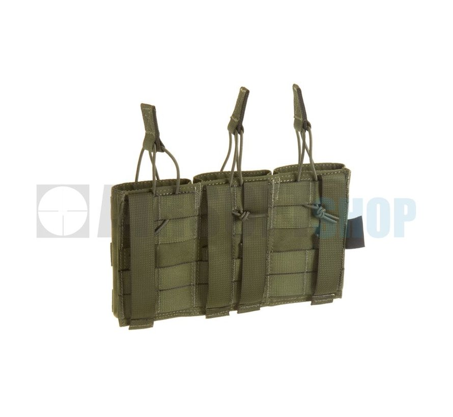 5.56 Triple Direct Action Mag Pouch (Olive Drab)