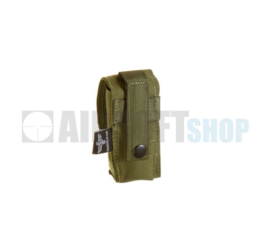 Single 40mm Grenade Pouch (Olive Drab)