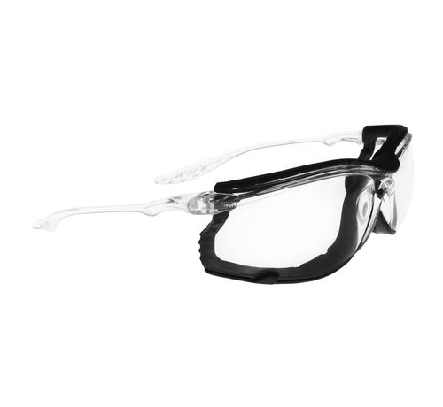Swiss Eye Sandstorm (Black / Clear)