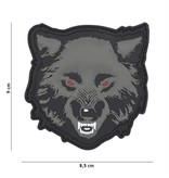 101 Inc Grey Wolf PVC Patch