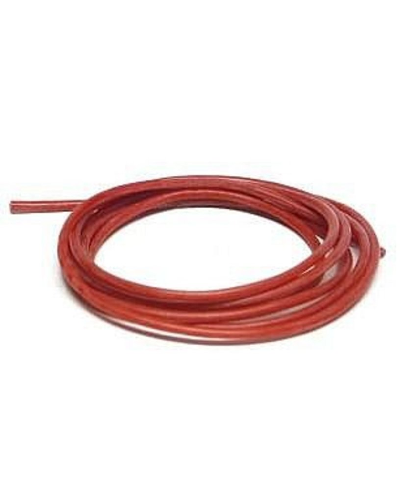 JeffTron Red wire 1,5qmm with silicon insulation