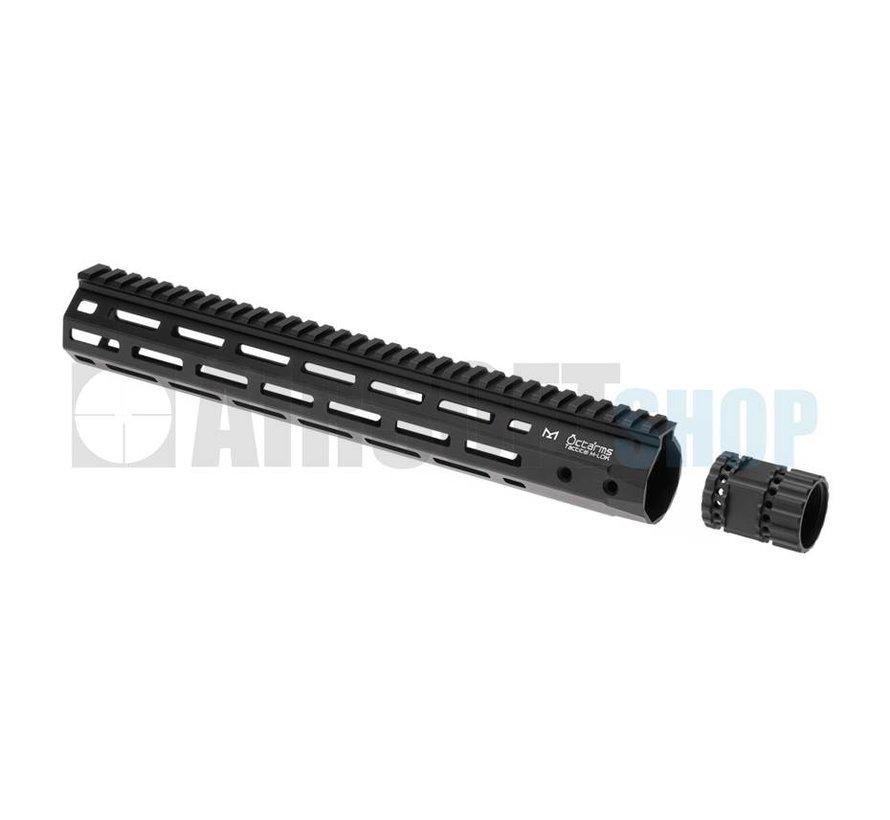 345mm M-LOK Handguard Set