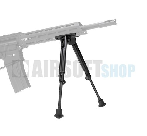 Ares M-LOK Swivel Bipod Long (Black)
