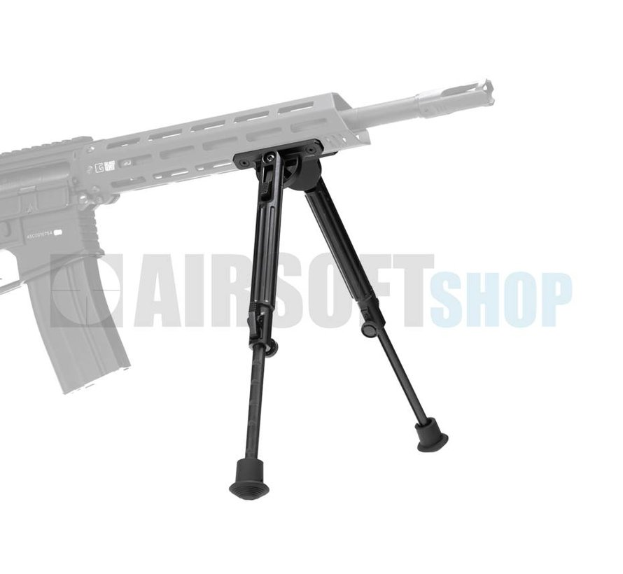 M-LOK Swivel Bipod Long (Black)