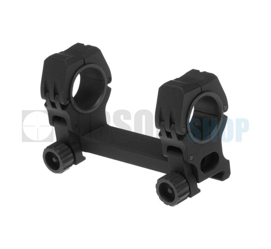 M10 QD-L Mount Base 25.4mm / 30mm (Black)