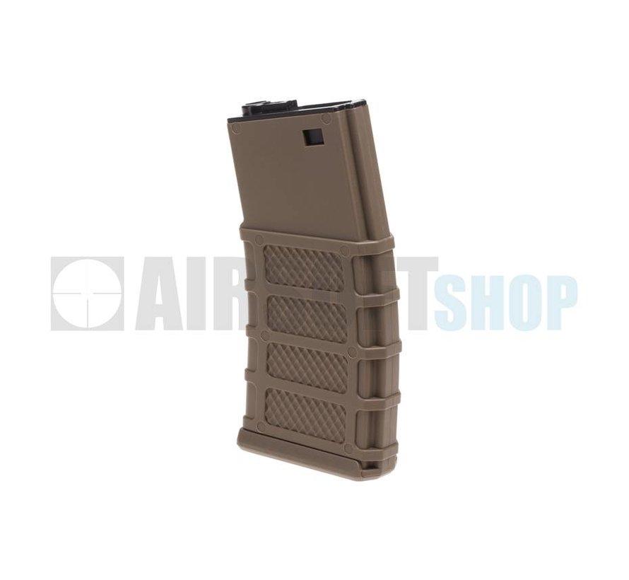 M4/M16 Polymer Highcap 300rds (Tan)