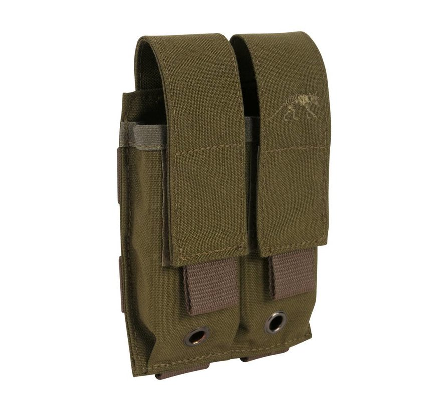 DBL Pistol Mag Pouch MKII (Olive)