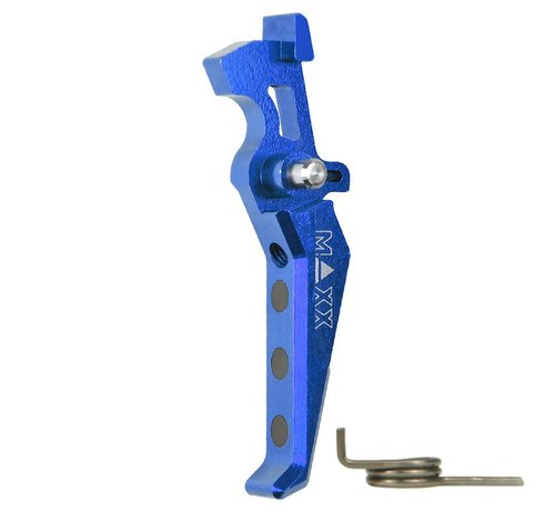 Maxx Model CNC Alu Advanced Trigger (Style E) (Blue)