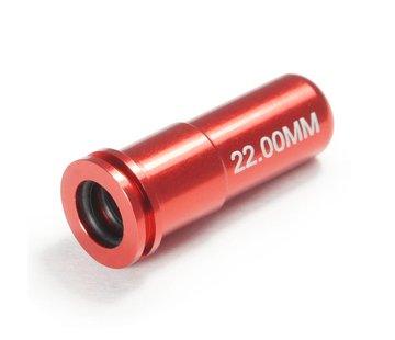 Maxx Model CNC Alu Double O-Ring AEG Air Seal Nozzle (22.00mm)