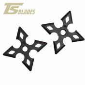TS Blades Shuriken  (Black)
