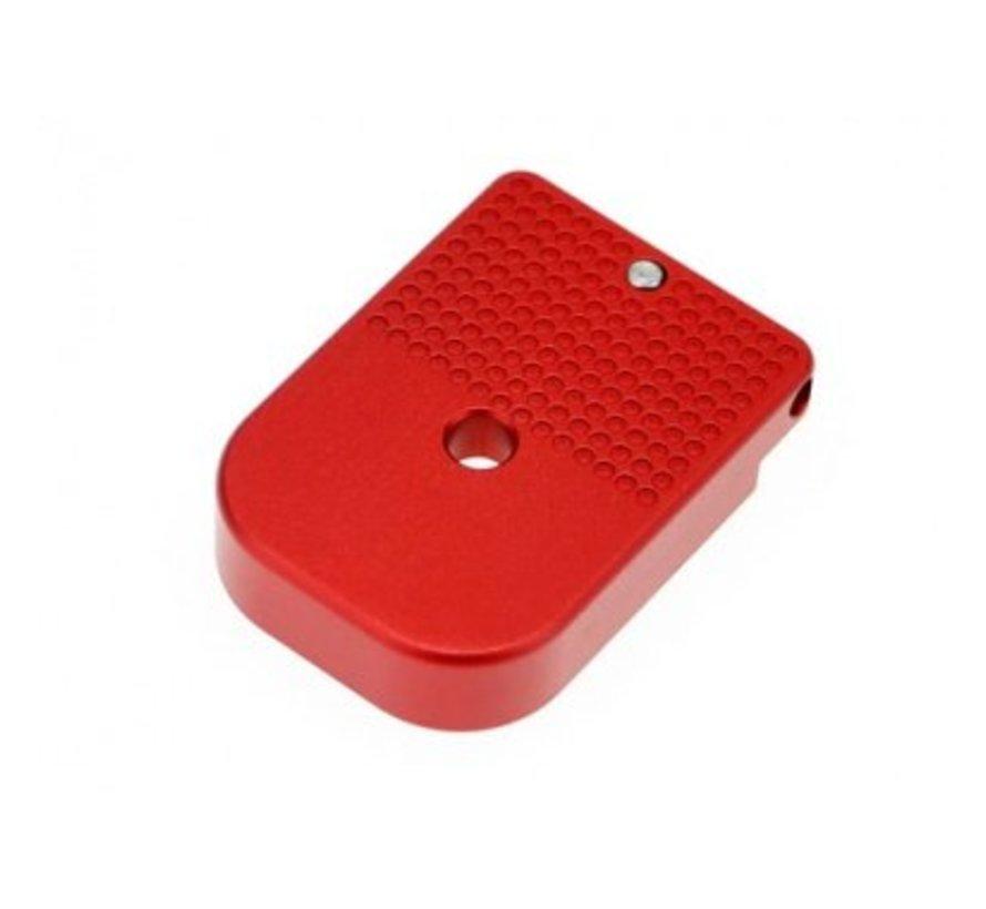 Hi-Capa D01 Dottac Magazine Base (Red)