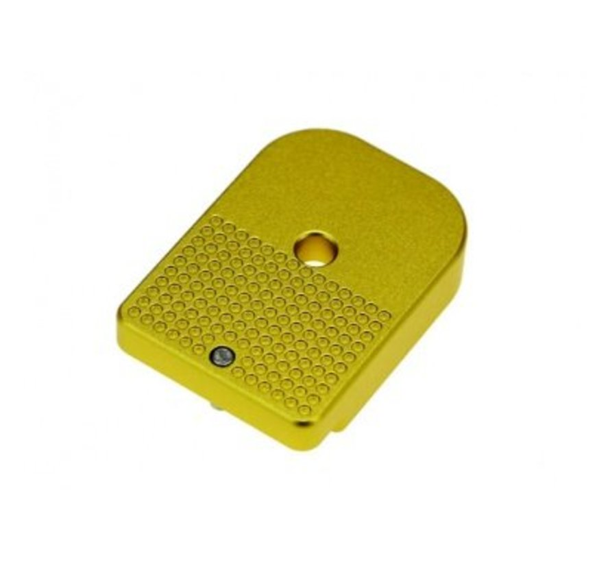 Hi-Capa D01 Dottac Magazine Base (Gold)