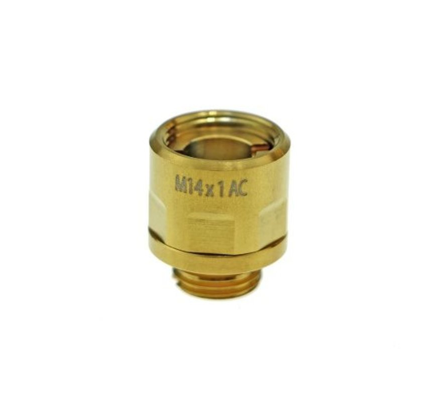 A01 Silencer Adapter (Gold)