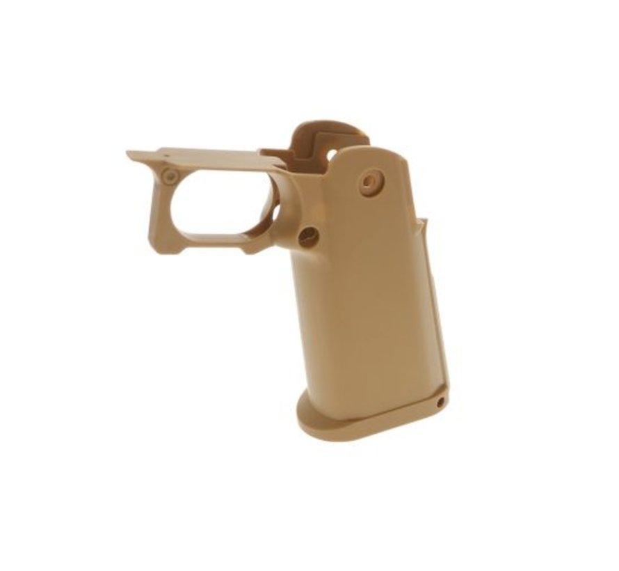 TM Hi-Capa Custom Grip (Desert Sand)