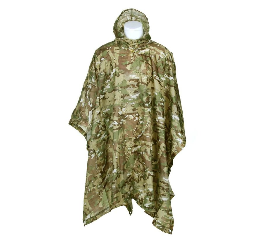 Ripstop Poncho (Multi/DTC)
