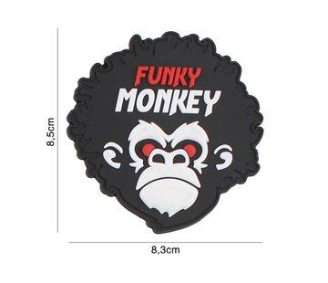 101 Inc Funkey Monkey PVC Patch