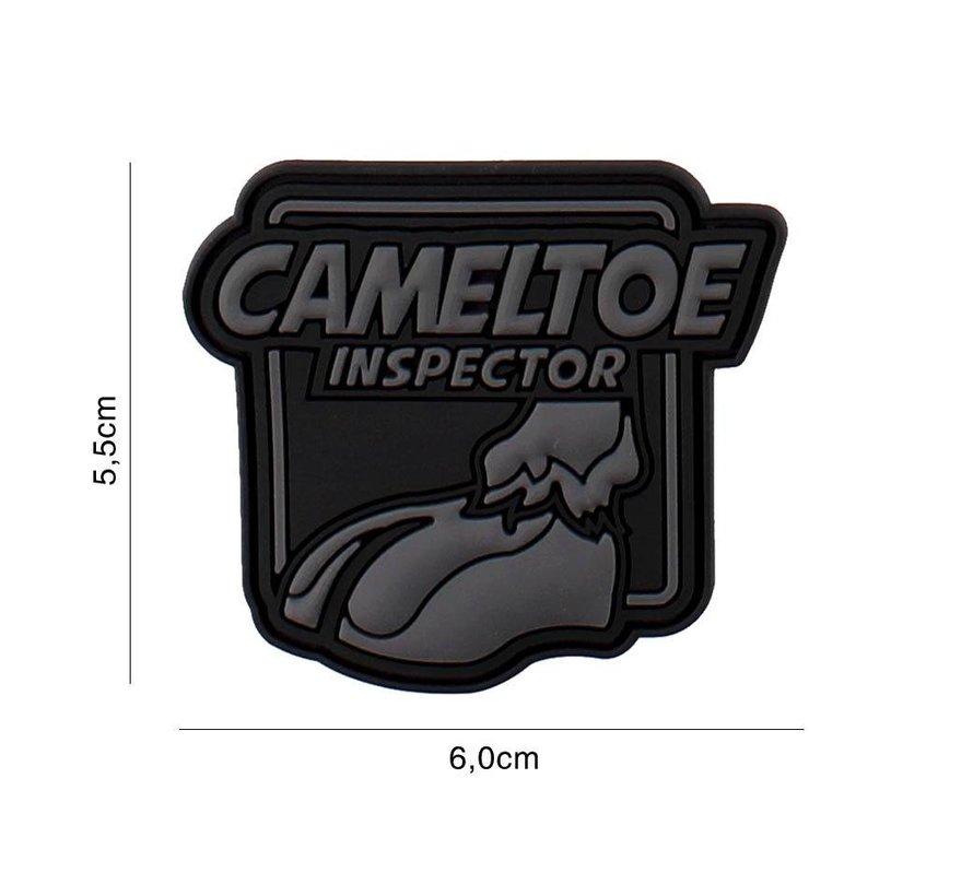 Cameltoe Inspector  PVC Patch