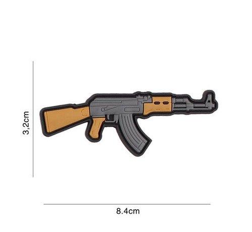 101 Inc AK47 PVC Patch