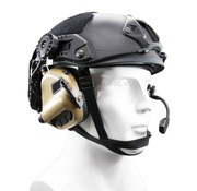 Earmor M32H MOD3 Helmet Version (Coyote Tan)