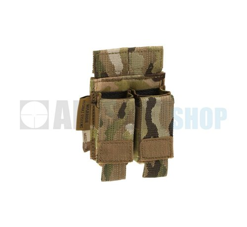 Warrior Double Direct Action Pistol Pouch (Multicam)