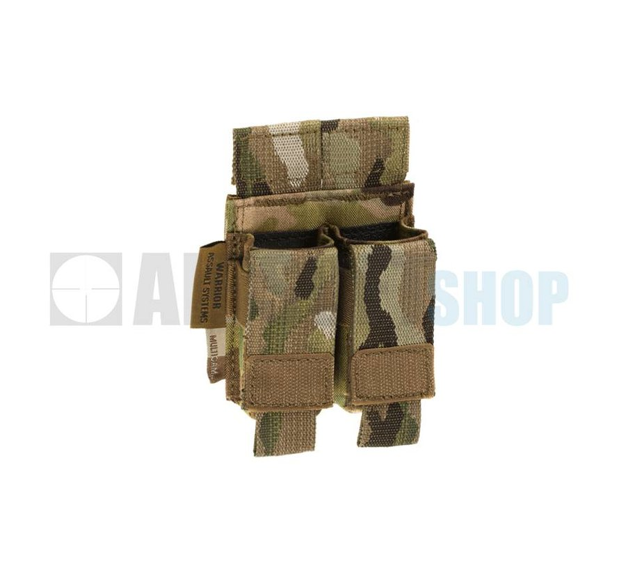 Double Direct Action Pistol Pouch (Multicam)