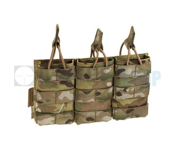 Warrior Triple Open Pouch M4 (Multicam)
