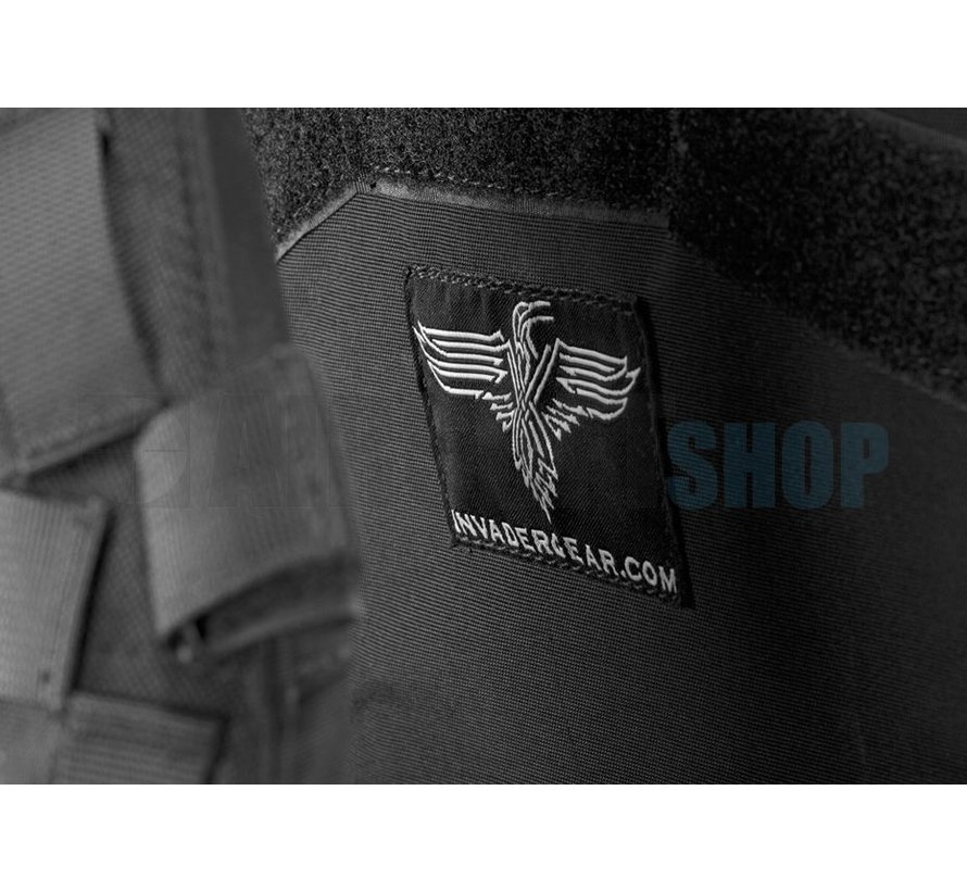 6094A-RS Plate Carrier (Black)