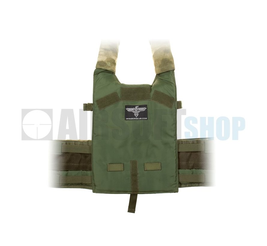 6094A-RS Plate Carrier (Everglade)