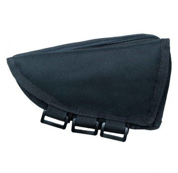 Novritsch Rifle Stock Ammo Pouch (Black)