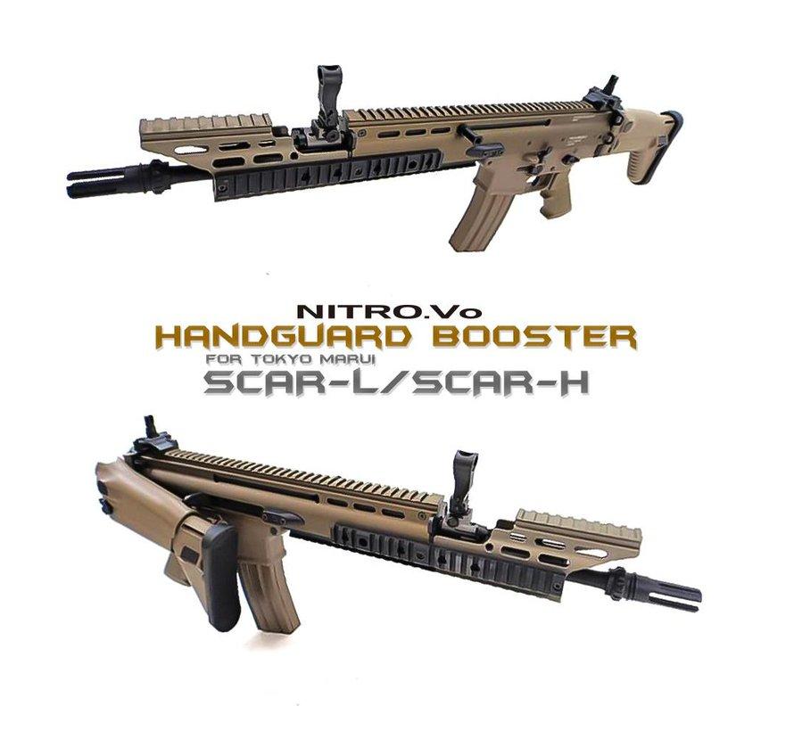 SCAR-L/SCAR-H Handguard Booster (Black)