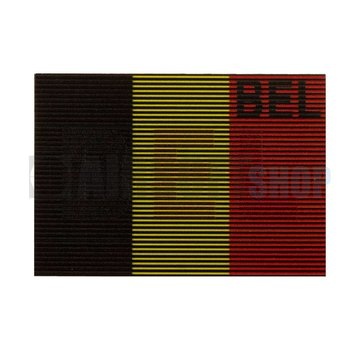 Claw Gear Dual IR Patch BEL (Belgium) (Color)