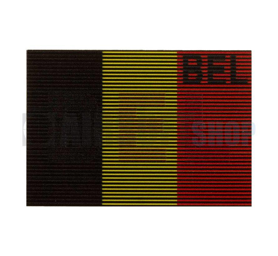 Dual IR Patch BEL (Belgium) (Color)