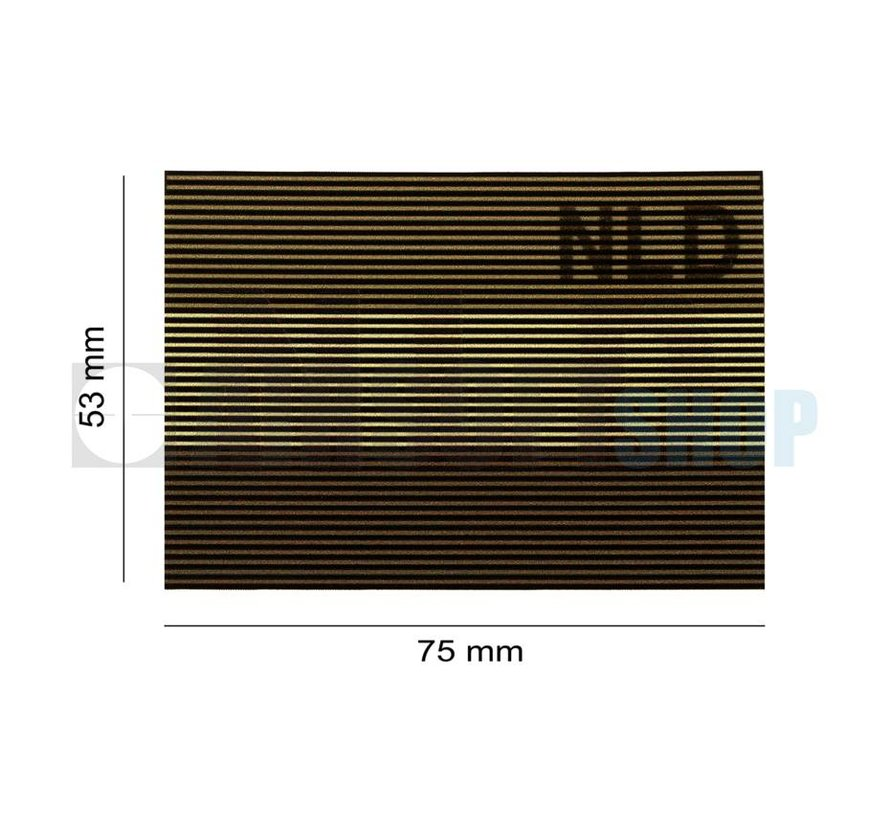 Dual IR Patch NLD (The Netherlands) (Desert)