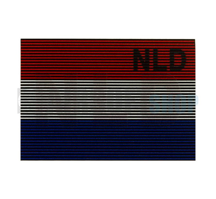 Dual IR Patch BEL (The Netherlands) (Color)