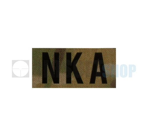 Claw Gear NKA IR Patch (Multicam)