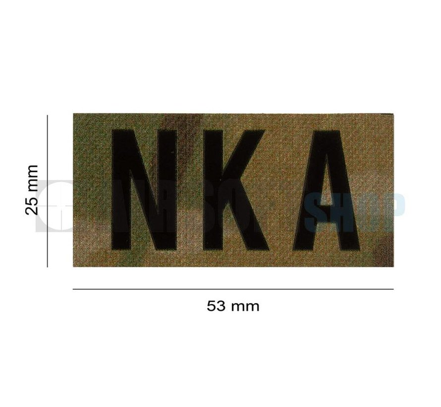 NKA IR Patch (Multicam)