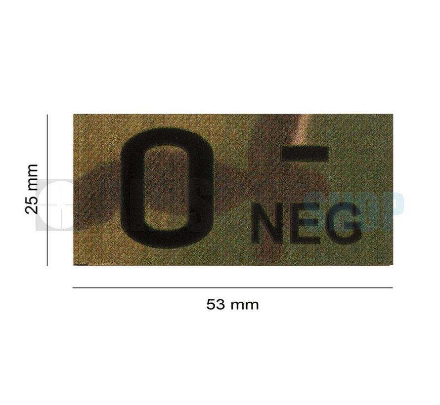 0 Neg IR Patch (Multicam)