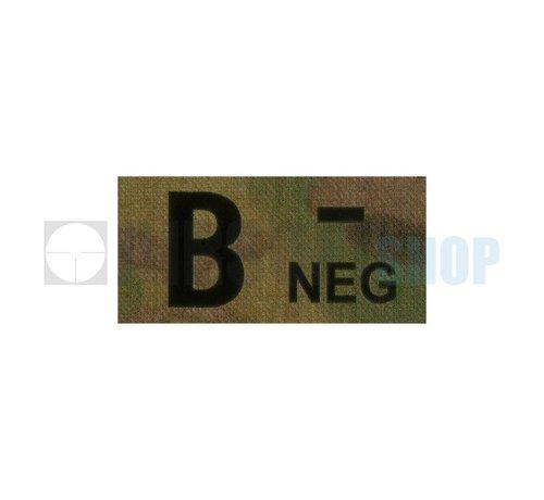 Claw Gear B Neg IR Patch (Multicam)