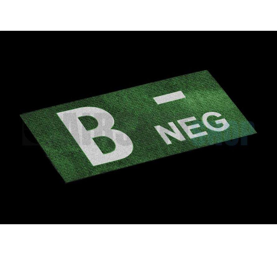 B Neg IR Patch (Multicam)