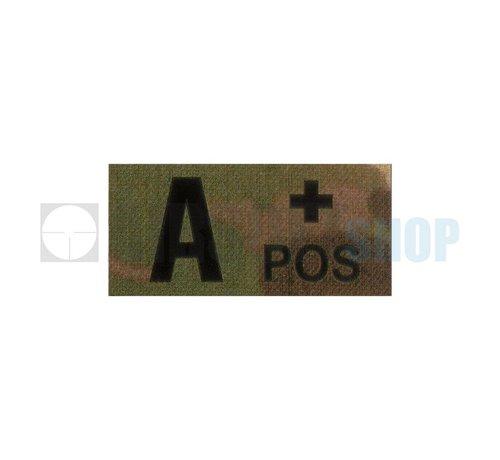 Claw Gear A Pos IR Patch (Multicam)