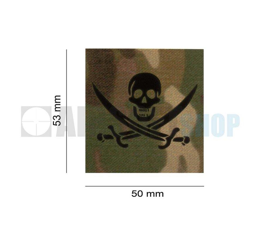 Calico Jack IR Patch (Multicam)