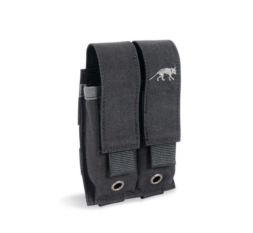 DBL Pistol Mag Pouch MKII (Black)