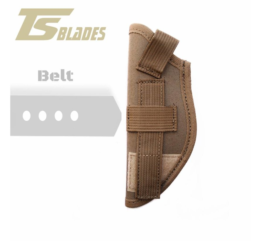 Coronel Holster (Coyote Brown)